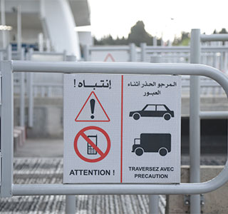 Gestion traffic & Controle d'accès